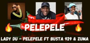 Lady Du – PelePele ft Busta 929 & Zuma Mp3 Download Fakaza