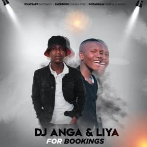 Dj Anga & Liya – Bloodshot Mp3 Download Fakaza
