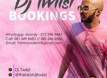 Dj Twiist & Leewozza – Rest Rest Mp3 Download Fakaza