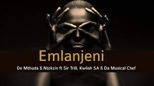 De Mthuda & Ntokzin – Emlanjeni Amapiano Mp3 Download Fakaza
