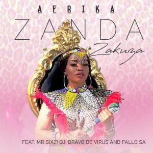 Zanda Zakuza - Africa ft. Mr Six21 DJ, Bravo