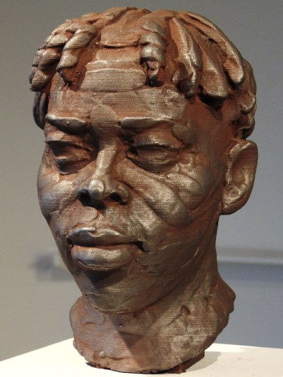 Rodman Edwards, YBN Cordae, 2018-2019, Iron oxide and graphite on polylactide