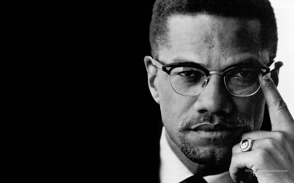 Image result for malcolm x message grassroots