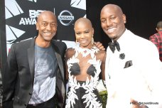 A General view of Tyrese as Official Mayor of 2015 BET Awards Weekend and VIP's (Photo by @ArnoldShoots) BET Awards: Stephen Hill, V Bozeman, Tyrese Gibson