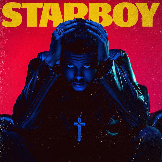 Image result for starboy album cover