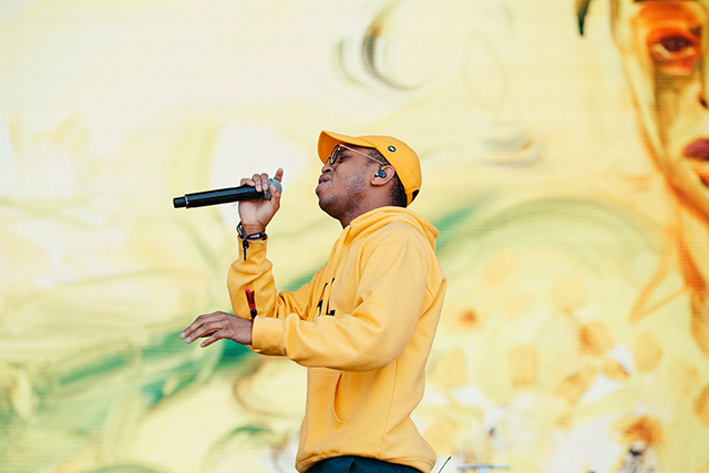 Pell at JMBLYA (Dallas) - Photo by: GregNoire