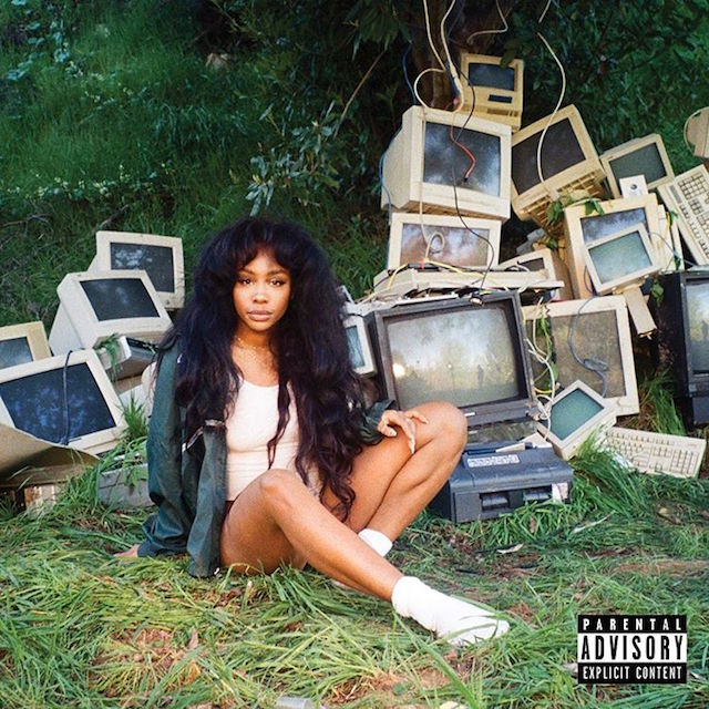 Image result for sza album cover