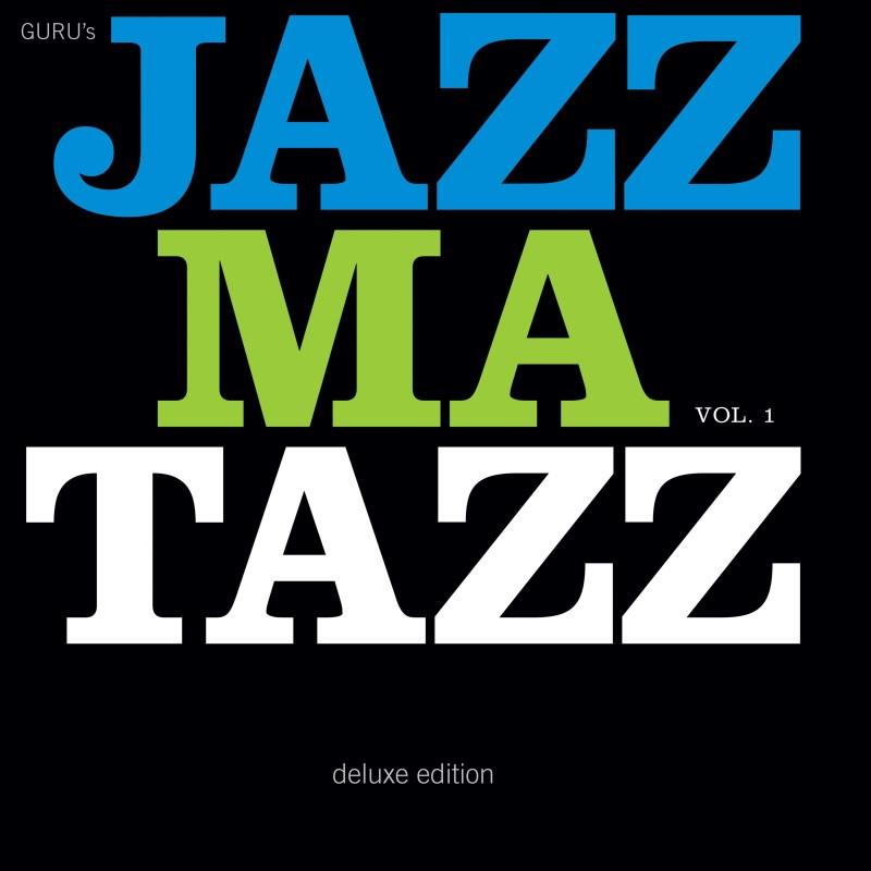 Jazzmatazz Deluxe Cover image
