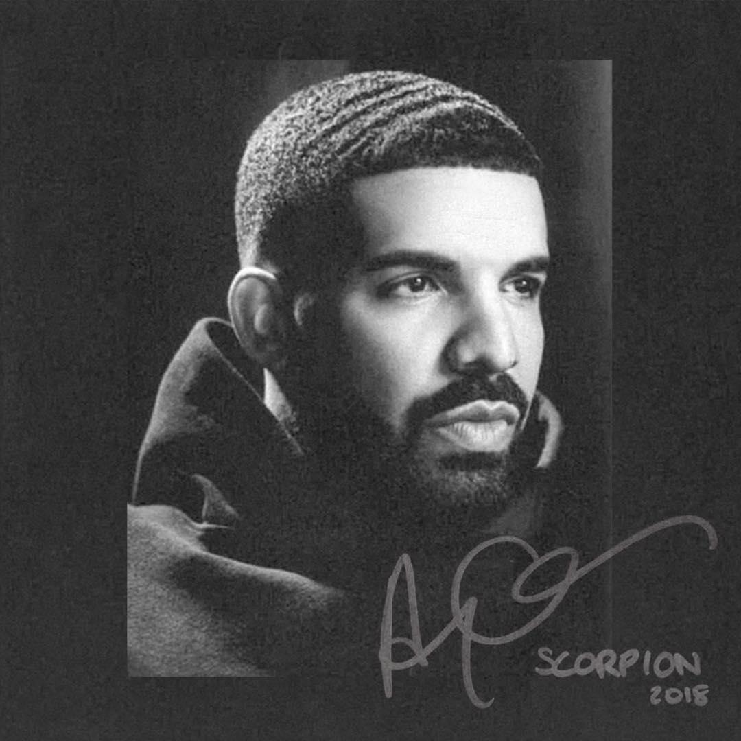 Image result for drake scorpion album cover