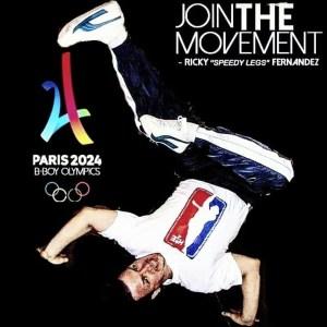 Bboy Speedy Legs Paris Olympics