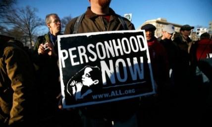 Personhood Amendment