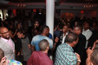 Trey Songz Release Party in NYC hosted by Grey Goose Cherry Noir