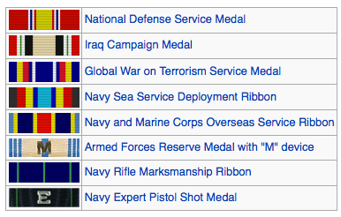 Christopher Jordan Dorner is a highly decorated former member of the US Navy