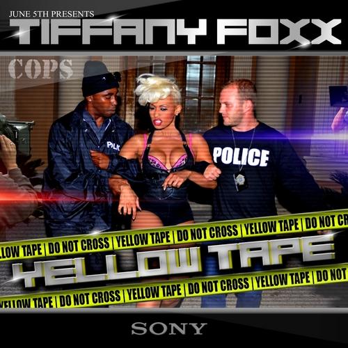 tiffany foxx album cover
