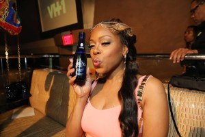 Shay Johnson with Myx