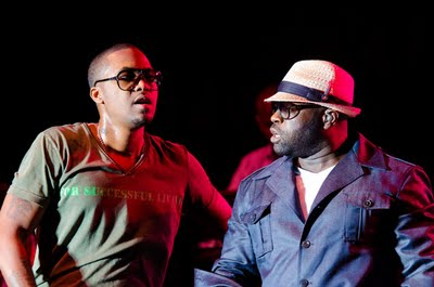 TheRoots / black thought/ nass