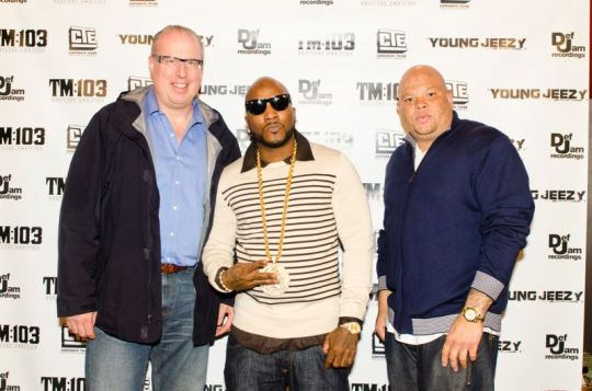 Steve-Bartles, Young Jeezy, Shawn Pecas
