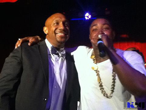 Attorney Davis and Lil' Scrappy
