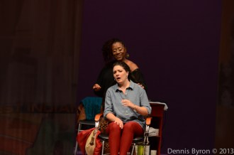 Trey Anthony, Angelica Spence/Photo by: Dennis Byron