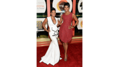Malinda WIlliams & Vanessa Williams