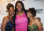 founder of BlackCelebrityGiving Jasmine Crowe with makeover ladies