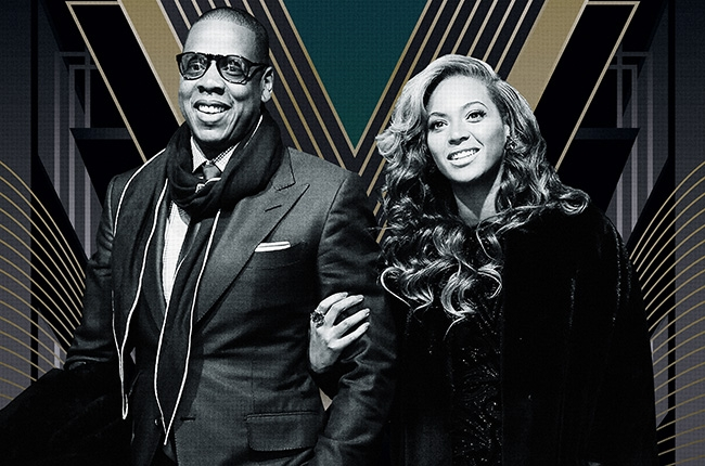 Power Couple Jay Z and Beyonce