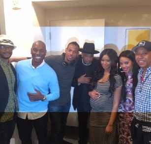 Vanessa Simmons and Mike Wayans 8