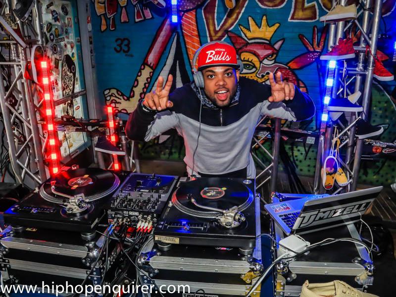 DJ TJ Mizzel