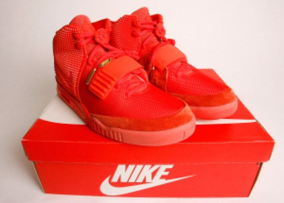 Long Awaited Kanye West Nike Sneaker Reselling For Thousands Of Dollars