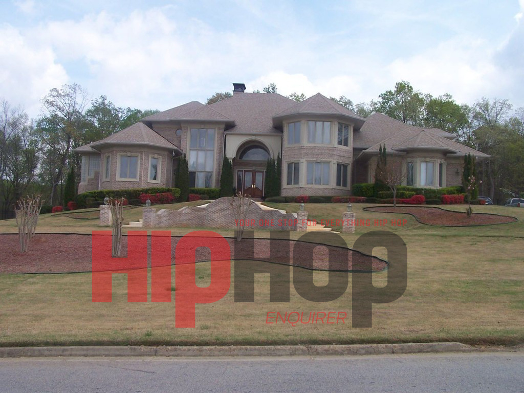 Photo: house/residence of the cool 5 million earning Atlanta, Georgia-resident