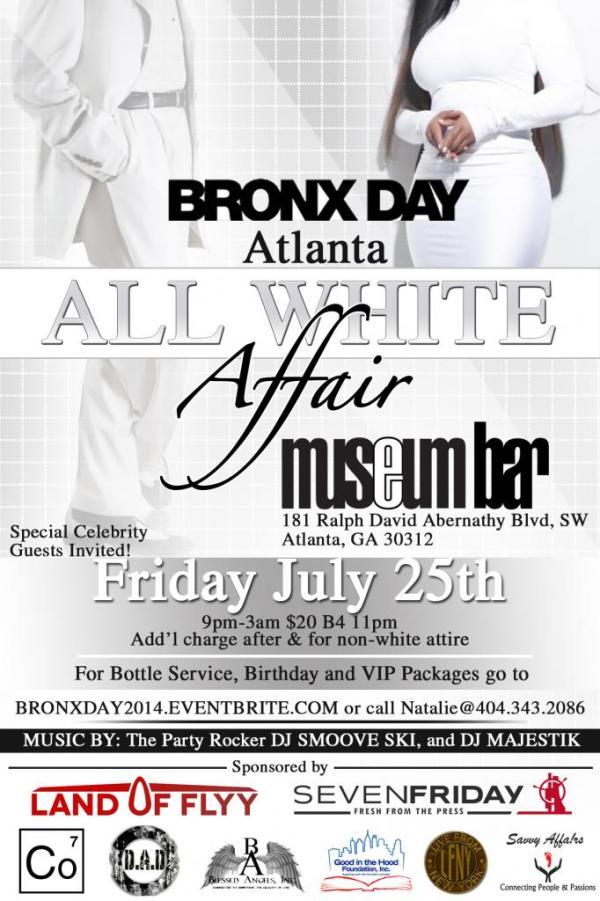 Bronx Day