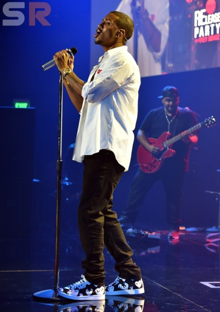 Trey Songz iHeartRadio Album Release Party
