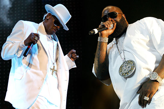 rick ross and r. kelly