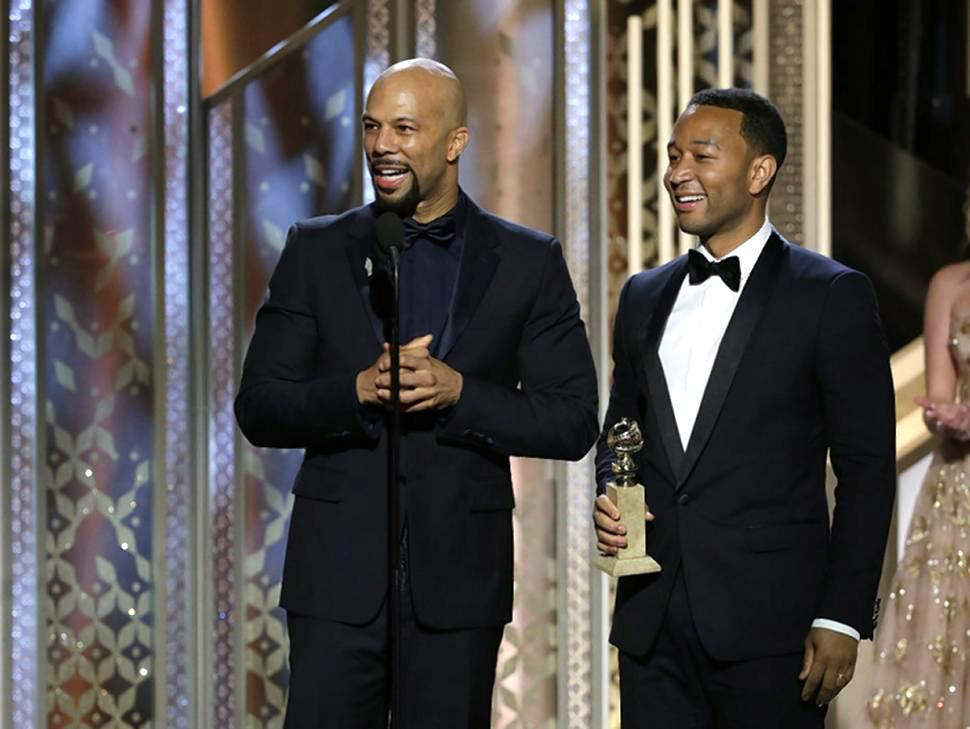 common and john legend golden-globe-awards-show