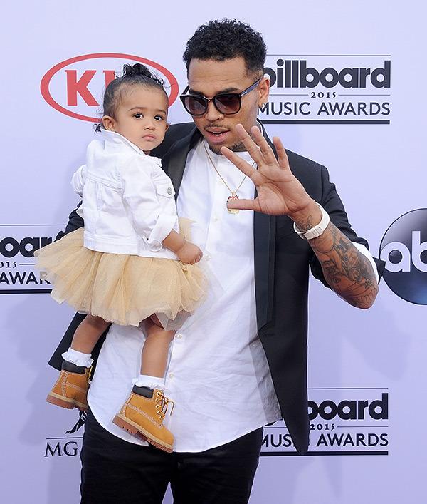 Chris Brown and Royalty Billboard Awards 2015