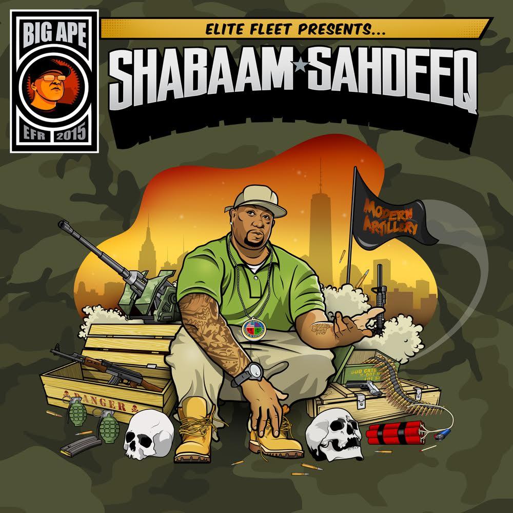 Shabaam Sahdeeq