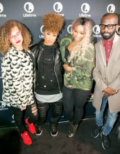 MISS MULATTO DA BRAT D.WOODS BRYAN COX 1.1.16 THE RAP GAME Viewing Party020 SUITE_ATL_GA 135thST_C.Mitchell 2015CAM19052