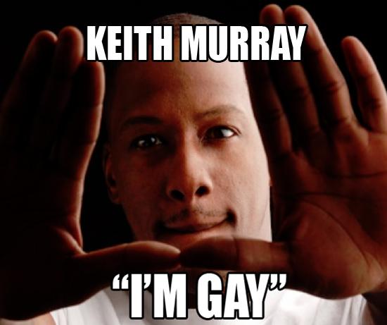 keith murray gay