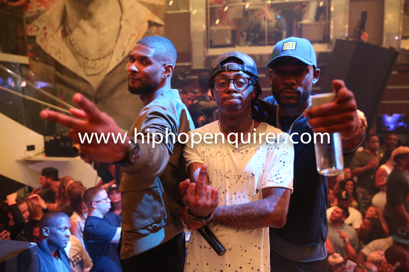 Exclusive: Miami Music Week with Usher, Rick Ross, Lil Wayne