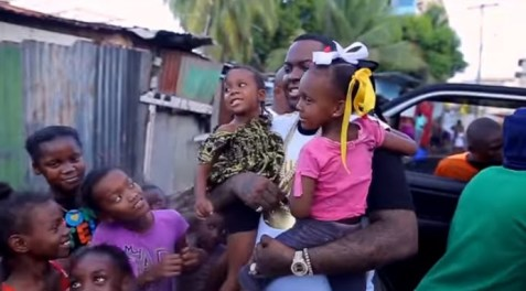 Sean Kingston Guyana Redemption Kids