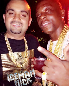 Iceman Nick and Lil Boosie