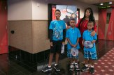 Monique Jackson and sons