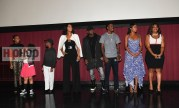 "ATLANTA, GA - OCTOBER 26: (L-R) Nadej Bailey, Marley Taylor, Alkoya Brunson, Keri Hilson, Omar Epps, DC Young Fly, Gabrielle Union, and Mo'Nique attend ""Almost Christmas"" Atlanta screening at Regal Cinemas Atlantic Station Stadium 16 on October 26, 2016 in Atlanta, Georgia. (Photo by Paras Griffin/Getty Images for Universal Pictures)"