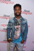 "ATLANTA, GA - OCTOBER 26: Zaytoven attends ""Almost Christmas"" Atlanta screening at Regal Cinemas Atlantic Station Stadium 16 on October 26, 2016 in Atlanta, Georgia. (Photo by Paras Griffin/Getty Images for Universal Pictures)"