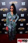 Tammy Rivera on carpet