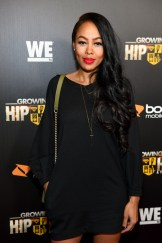 """ATLANTA, GA - JANUARY 09: Actress Dawn Halfkenny attends """"Growing Up Hip Hop Atlanta"""" season 2 premiere party at Woodruff Arts Center on January 9, 2018 in Atlanta, Georgia. (Photo by Paras Griffin/Getty Images for WEtv)"""