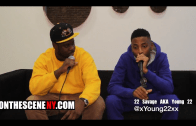 (Video) OnTheSceneNY interview with 22 savage aka Young 22 @xyoung22x @sir_beanzie