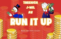 [Video] Treehigh Ft j-wiL & AV – Run It Up @87treehigh
