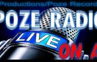 Artists Get Heard On Chicago's #1 Radio Station, Poze Radio @PozeProductions