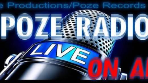 Artists Get Heard On Chicago's #1 Radio Station, Poze Radio @PozeProductions